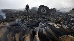 Киев: MH17 был сбит не из украинского «Бука»
