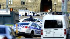 Подозреваемый в стрельбе в канадском парламенте убит