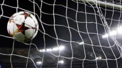 Полиция задержала организаторов договорных футбольных матчей