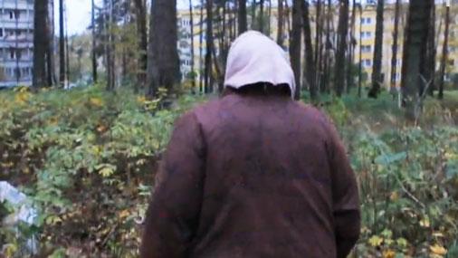 Женщина живет в лесу Юрмалы: продолжение истории