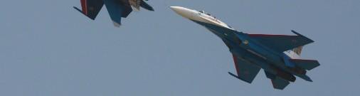 У границ Латвии замечены три российских военных самолета