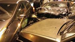 Массовое ДТП: столкнулись четыре автомобиля, погибли трое
