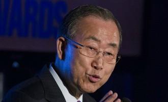 Генсек ООН оставил за странами право самим решать палестинский вопрос