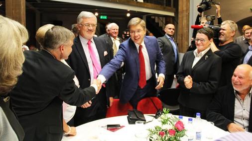 Отклонено требование «Согласия» отменить результаты выборов в Латгале