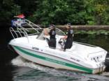 Полиция задержала неудачливого прыгуна в Даугаву
