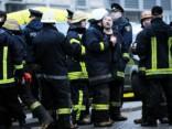 Пожарный, которому пришлось спасать коллег