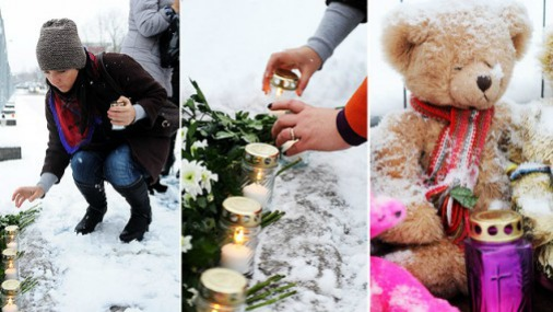 В Золитуде вспоминают жертв трагедии