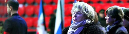 Татьяну Тарасову отказывались пускать на прощание с Тихоновым