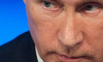 Bloomderg: советники Путина на тайном совещании убедили его по Крыму и санкциям