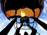 МЧС Армении подарили воздушный шар