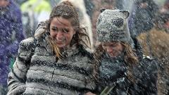 Рождественская неделя придет с дождем, снегом и ветром
