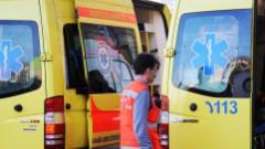 В Балвском крае попал в аварию микроавтобус с юными дзюдоистами из Эстонии