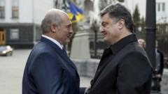 Лукашенко пообещал выполнить любую просьбу Порошенко