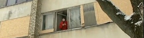 В Риге женщину забыли и замуровали в заброшенном доме