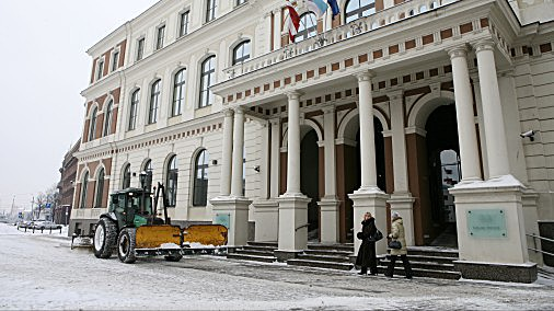 Принят бюджет Риги на 2015 год: каким он будет?