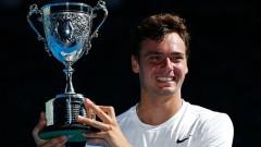 Юниор из России стал победителем Australian Open