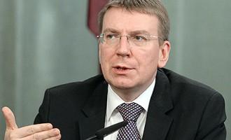 Ринкевич: на саммите в Риге надо объявить о программе либерализации визового режима ЕС