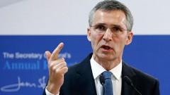 СМИ: генсек НАТО обвинил Россию в нарушении границ соседних стран