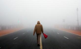 В пятницу Латвию снова накроет густым туманом