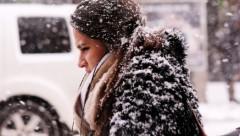 Март придет с похолоданием и мокрым снегом