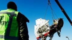 Нидерланды: Boeing, потерпевший крушение под Донецком, был сбит ракетой «Бук»