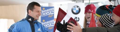 Мартин Дукурс в третий раз стал чемпионом мира!