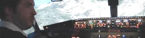 Крушение Airbus A320 в Альпах смоделировали на симуляторе