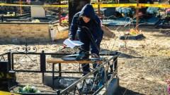 Взрыв на Яунциемском кладбище не был несчастным случаем: задержан подозреваемый