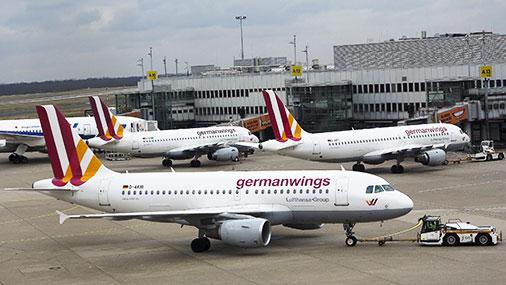 Страшная ирония: Germanwings в марте обещала пассажирам сюрприз