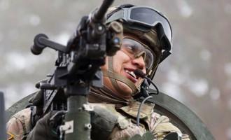 В Адажи для укрепления безопасности прибыли более 140 американских солдат