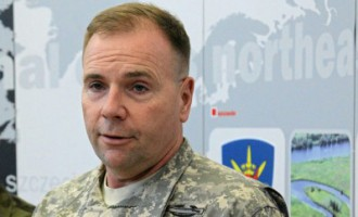 Командующий войсками США предупредил НАТО о «российской угрозе»