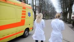 Лиепая: в аварии пострадал пятилетний мальчик