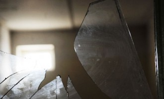 В Даугавгривской тюрьме заключенные устроили массовые беспорядки