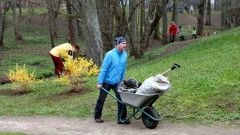 В «Большой толоке» в Латвии приняли участие примерно 175 тысяч человек