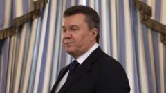 Янукович спрятал деньги от генпрокуратуры