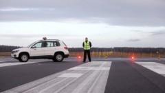 Звонок о бомбе в аэропорту нарушил планы нескольких тысяч пассажиров
