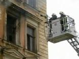 Дом на Маскачке возможно подожгли подростки