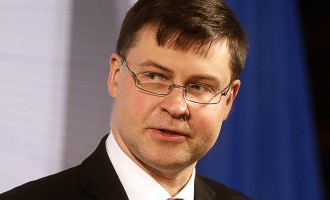 Домбровскис: санкции России оказали отрицательное влияние на экономику Латвии