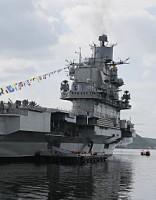 У границ Латвии замечен малый ракетный корабль Балтфлота