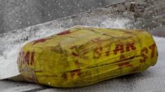 Таможенная полиция передала в прокуратуру дело о контрабанде 5,17 кг кокаина