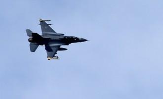 С июня самолёты НАТО начнут выполнять полёты над Латвией на низкой высоте