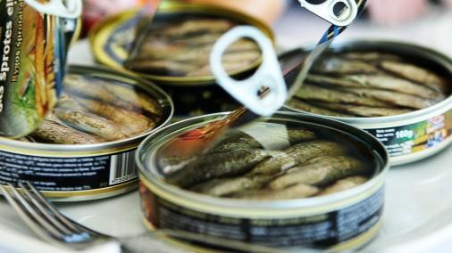 Россия запретила ввоз рыбы из Латвии и Эстонии
