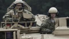 Новая военная стратегия США: армию готовят для противодействия РФ