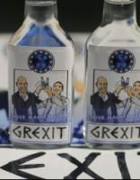 В честь дефолта Греции выпустили водку
