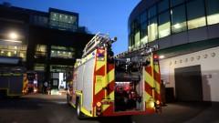 Зрителей на центральном корте Уимблдона эвакуировали из-за пожара
