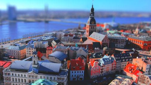 Латвия глазами туриста или как прекрасна наша Родина