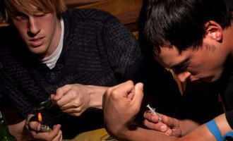 В Вильнюсе гражданин Латвии умер от передозировки наркотиков