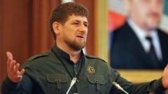 Подробности покушения на Рамзана Кадырова