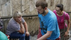 В Минске отказались пустить в метро «Железного человека»