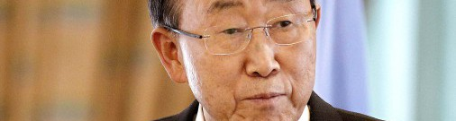 Генсек ООН: огромный поток беженцев является симптомом глубоких проблем